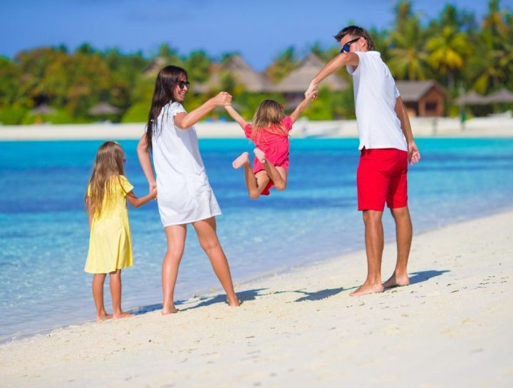 Family travel vaccinations